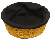 Removable Basket Liners for Collection Baskets