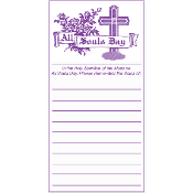All Souls Day - Economy Envelope (Qty 500)