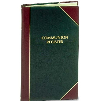 Record Books: Communion - No. 178