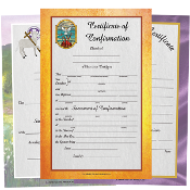 Premium Full-Color Certificates