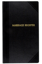 Record Books: Marriage - No. 21