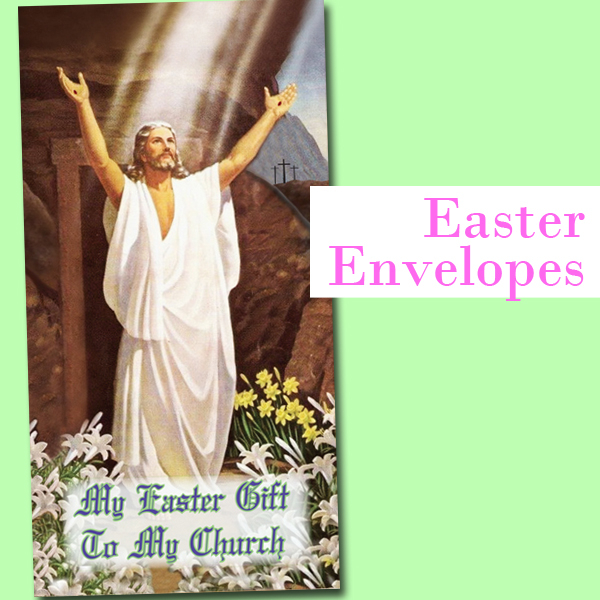 Easter Envelopes