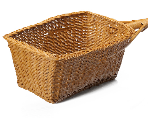 Collection Basket with Handle